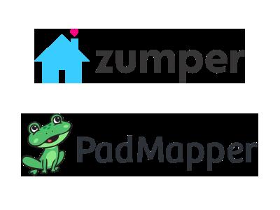 PadMapper & Zumper Logo