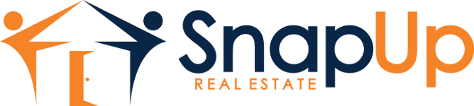 Snap Up Real Estate Logo