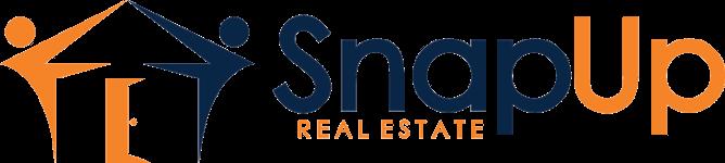 Snap Up Real Estate Logo